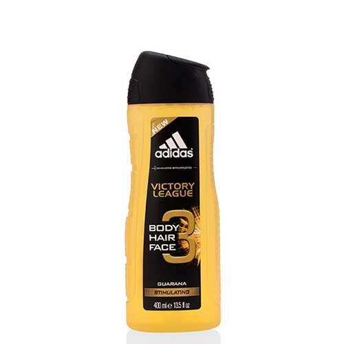 Tắm gội toàn thân Adidas 3in1 Victory League 400ml