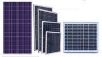 Tấm pin năng lượng mặt trời 50w Polycrystalline