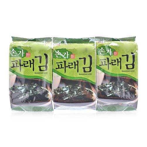 Tảo biển Green Sonka túi 3 gói x 4g