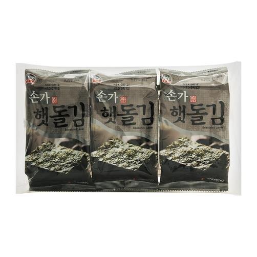 Tảo biển Wild Sonka túi 3 gói x 4g
