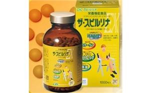 Tảo vàng hộp 1000 viên – Tảo Xoắn Spirulina EX Nhật Bản