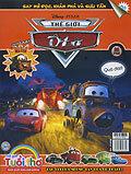 Tạp chí Thế giới tuổi thơ - Ô tô - Số 3 (tháng 8/2010)