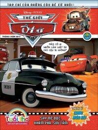 Tạp chí Thế giới tuổi thơ - Ô tô - Số 36 (tháng 05/2013)
