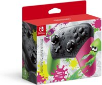 Tay cầm Nintendo Switch Pro Controller Splatoon