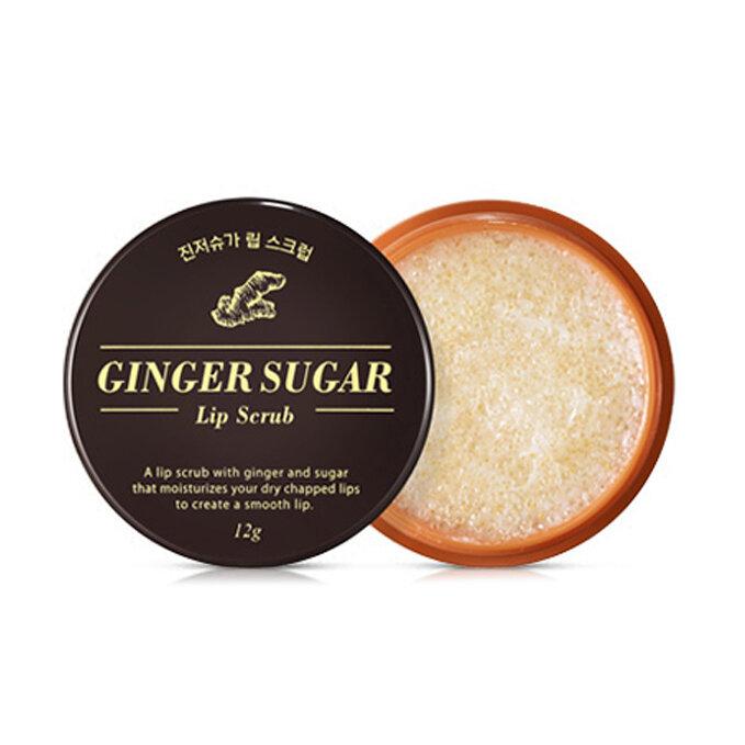 Tẩy da chết môi Aritaum Ginger Sugar Lip Scrub 12g