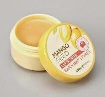 Tẩy da chết môi mango seed lip scrub exfoliant lèvres