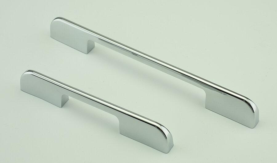 Tay nắm tủ bếp, nội thất hiện đại tâm lỗ khoan 192mm NE2982.192CP