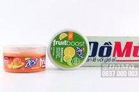 Tẩy tế bào chết Body Zest Fruitboost chiết xuất trái cây 255g