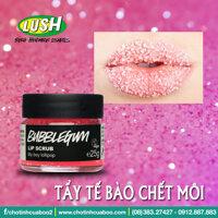 Tẩy tế bào chết môi Lush Bubble Gum Lip Scrub
