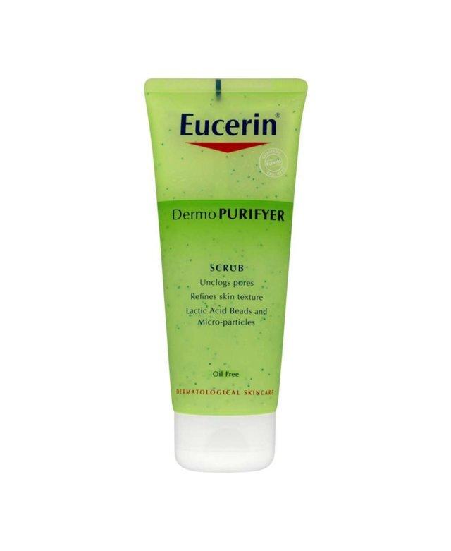 Tẩy tế bào chết ngăn ngừa mụn Eucerin