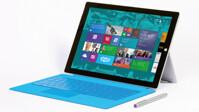 Laptop Microsoft Surface Pro 3 SSD 128GB - Intel Core i5-4300U, RAM 4GB, SSD 128GB, Intel HD Graphics, 12 inch