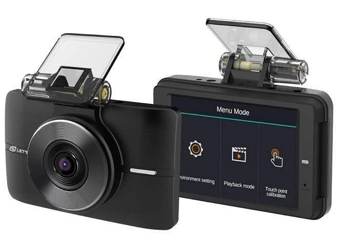Camera hành trình Let's View HDF-300M