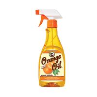 Nước lau sạch bóng đồ gỗ nội thất hương cam Howard Orange Oil ORS016, 473ml