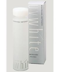 Nước hoa hồng Shiseido Uv White Softener