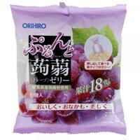 Thạch trái cây Orihiro 120g