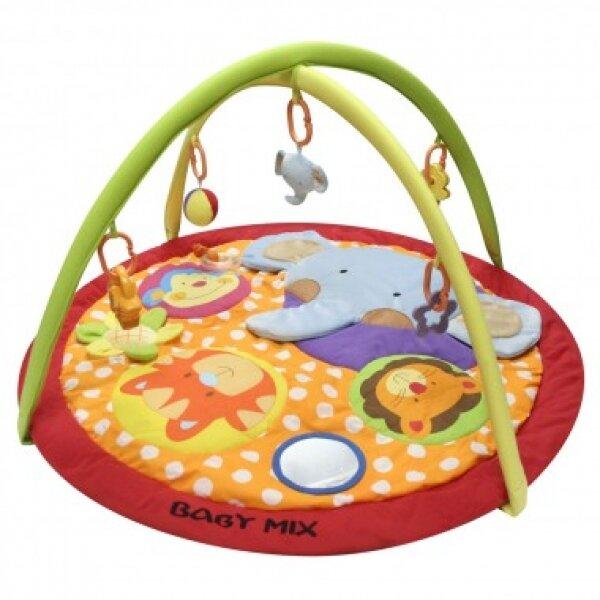 Thảm chơi voi và các bạn Lucky Baby (sơ sinh - 12 tháng) - (Q-3229C)