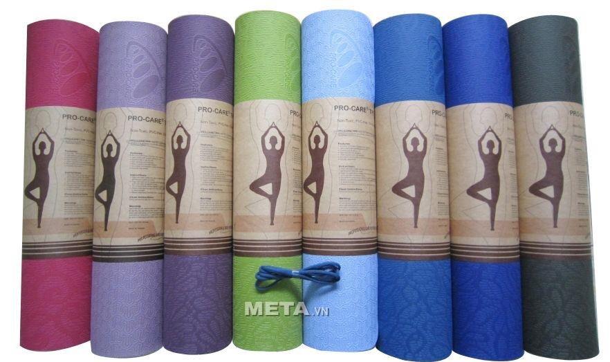 Thảm tập Yoga TPE Pro-01