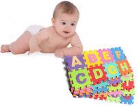 Thảm trẻ em 40 miếng hình chữ cái và số Phước Thành
