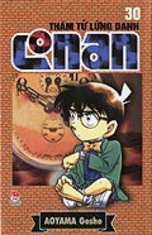 Thám tử lừng danh Conan - Tập 30