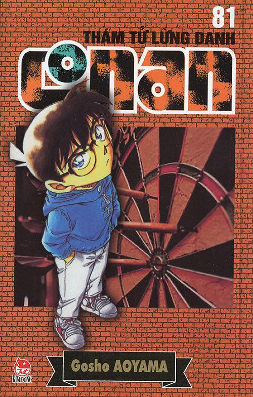 Thám Tử Lừng Danh Conan (Tập 81)