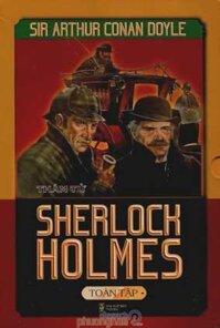 Thám tử Sherlock Holmes (Trọn bộ 2 tập) - Conan Doyle