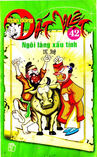 Thần đồng đất Việt (T42): Ngôi làng xấu tính - Nhiều tác giả