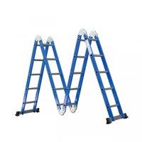 Thang gấp đa năng 5 bậc 4 đoạn Ameca AMC-M205 New