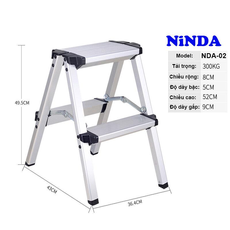 Thang nhôm ghế Ninda NDA-02