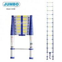 Thang nhôm rút đơn Jumbo C410B - 4.1 mét