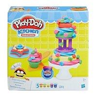 Tháp bánh kem sắc màu Play-Doh B9741