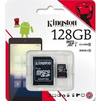 Thẻ nhớ 128GB MicroSDXC Kingston