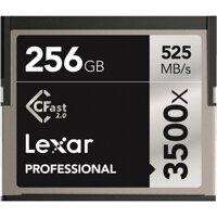 Thẻ nhớ 256GB CFast Lexar Professional 3400x