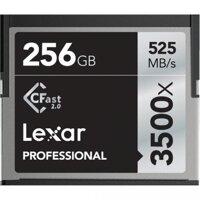Thẻ nhớ 256GB CFast Lexar Professional 3500x