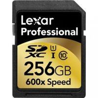 Thẻ nhớ 256GB SDXC Lexar Professional 600x