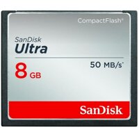 Thẻ nhớ Compact Flash 333x 8GB