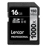 Thẻ Nhớ Lexar Professional SDHC 16Gb 1000x