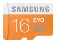 Thẻ nhớ Micro SD Samsung Evo - 16GB