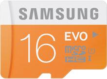 Thẻ nhớ Micro SDHC Samsung Evo class 10 UHS-I  - 16 GB , 48 MB/s