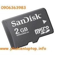 THẺ NHỚ microSD 2G - 334