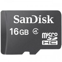 Thẻ nhớ MicroSD Sandisk SDSDQM-016G-B35 16GB