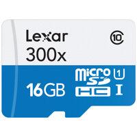 Thẻ Nhớ MicroSDHC Lexar 16GB Class 10