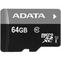 Thẻ nhớ MicroSDXC ADATA 64GB Class 10 UHS-1 Premier