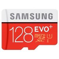 Thẻ Nhớ MicroSDXC Samsung EVO Plus - 128 GB , 80 MB/s