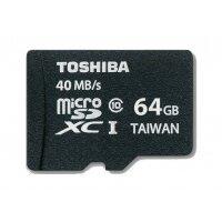 Thẻ Nhớ MicroSDXC Toshiba M203 64GB 40MB/s