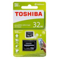 Thẻ nhớ MicroSDXC Toshiba M203 32GB