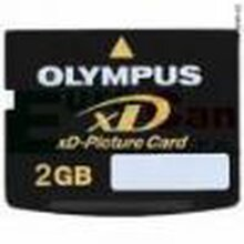 Thẻ nhớ Olympus XD 2 GB