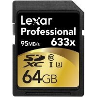 Thẻ nhớ SDHC Lexar Professional 633x 64GB UHS-I