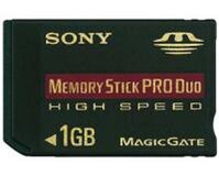 Thẻ nhớ Sony MS DuoPro 1GB