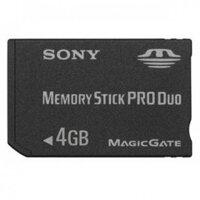 Thẻ nhớ Sony Pro Duo - 4GB