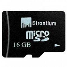 Thẻ nhớ Strontium MicroSD 16GB class 6